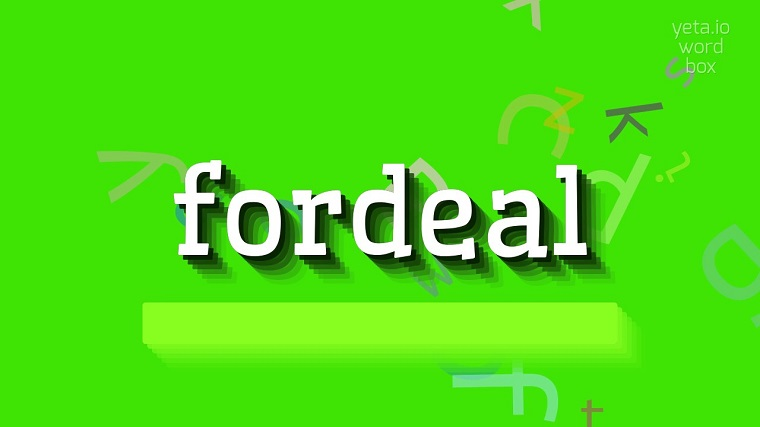 Fordeal