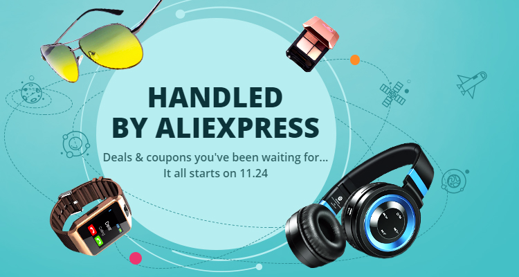 尖货计划(Handled by AliExpress)