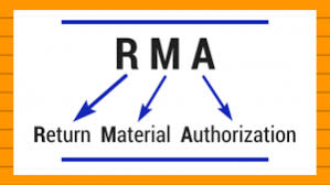 RMA(Return Material Authorization)