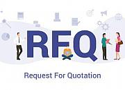 RFQ(请求报价/Request for Quotation)