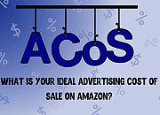 ACoS(Advertising Cost of Sale)